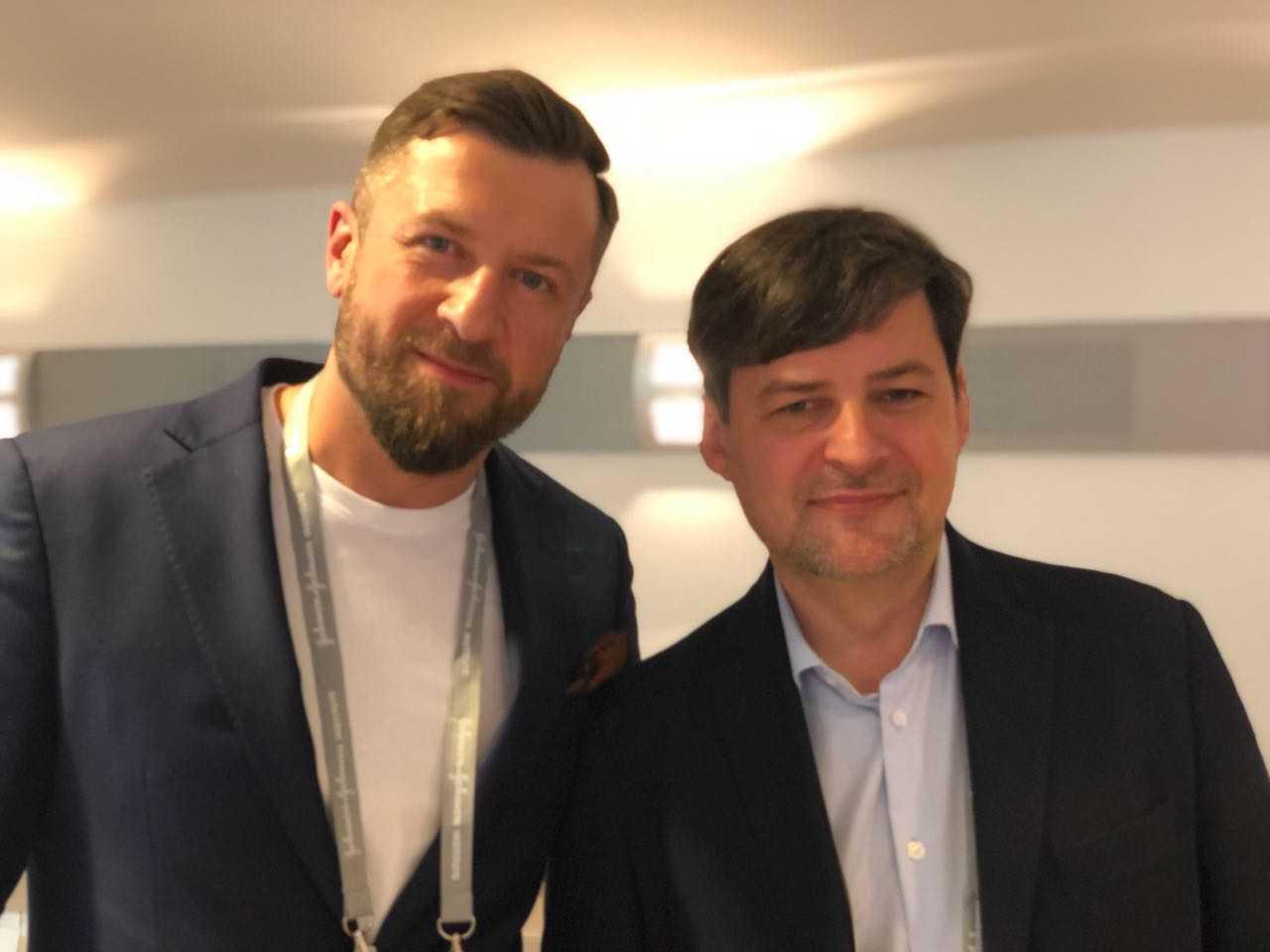 И.Б Елагин и В.В. Евдошенко