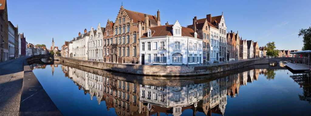 Брюгге - северная Венеция Европы